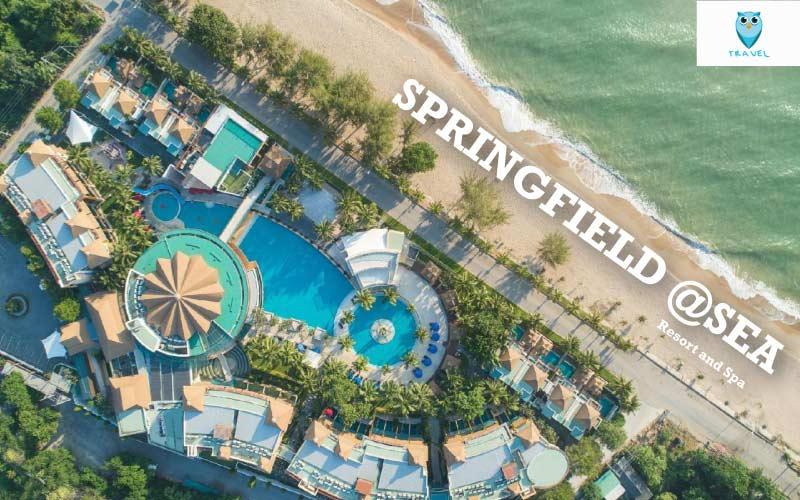 โรงแรม สปริงฟิลด์ แอท ซี รีสอร์ท แอนด์ สปา (Springfield @ Sea Resort and Spa)