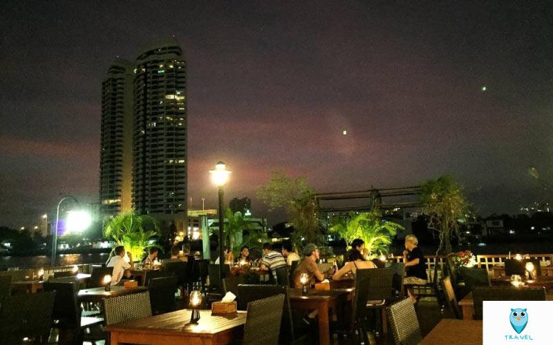 Aquatini Riverside Restaurant & Bar
