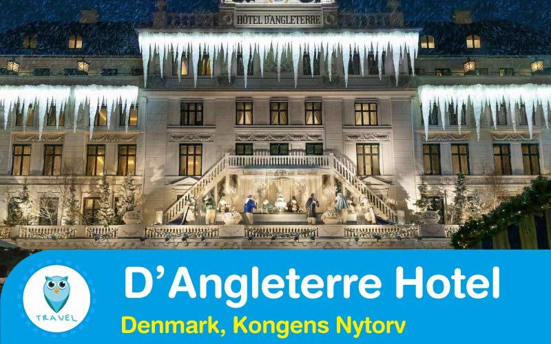 โรงแรม D'Angleterre Hotel
